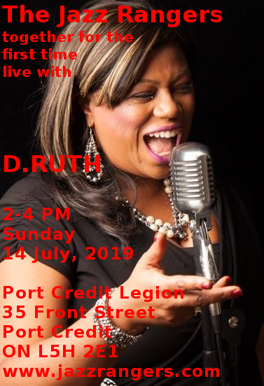 Jazz Rangers with D Ruth 20190714